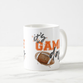 Orange Game Day Mug