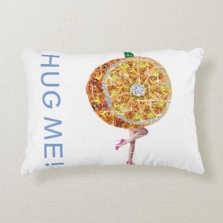 Orange Gems Decorative Pillow
