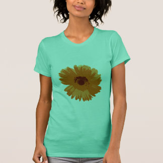 Orange Gerbera CO Shirt