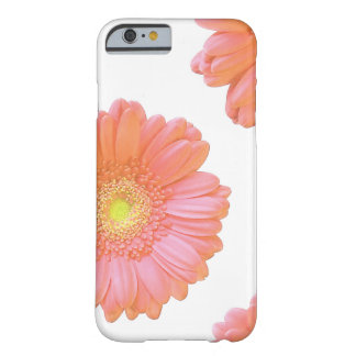 Orange gerbera daisy barely there iPhone 6 case