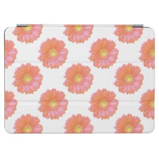 Orange gerbera daisy iPad air cover