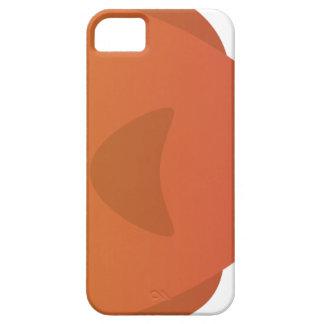 Orange Goldfish Cartoon iPhone 5 Cases