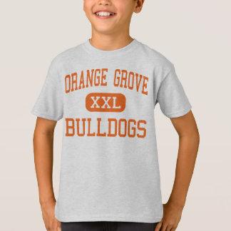 Orange Grove - Bulldogs - Junior - Orange Grove Tees