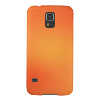 ORANGE GRUNGE CASES FOR GALAXY S5