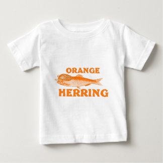 Orange Herring Baby T-Shirt