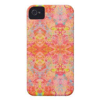 orange iPhone 4 Case-Mate case