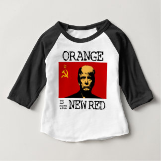 Orange Is The New Red Baby T-Shirt