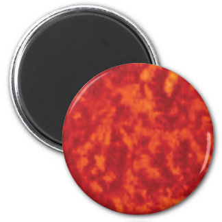 orange jello magnet