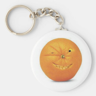 Orange Keychain