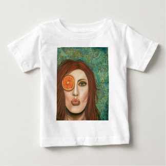 orange kiss baby T-Shirt