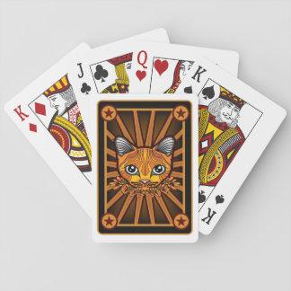 Orange Kitty Cards