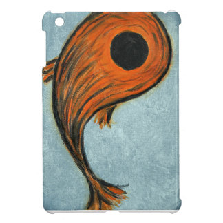 orange koi case for the iPad mini