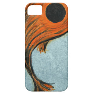 orange koi iPhone 5 cover