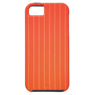 Orange LED lamp iPhone 5 Cases