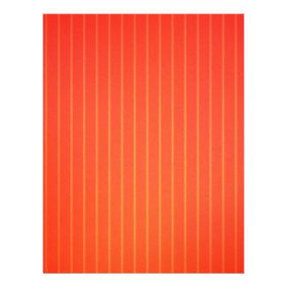Orange LED lamp Letterhead