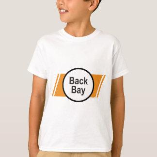 ORANGE LINE: Back_Bay T-Shirt
