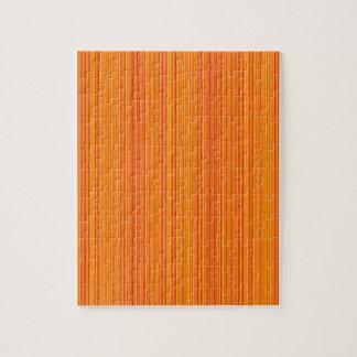 Orange lines puzzle
