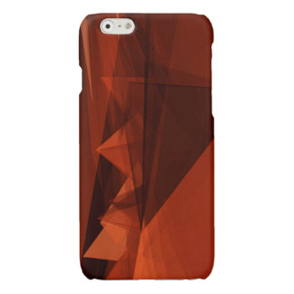 Orange Low Poly Background Design Artistic Pattern