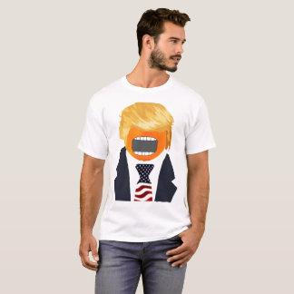 Orange man shirt
