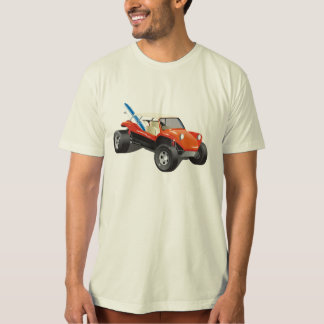 Orange Manxter T-Shirt