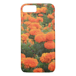 Orange Marigolds Barely There Case-Mate iPhone Case
