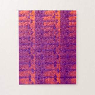Orange Maze Puzzle