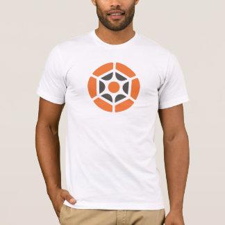 Orange Monkey Logo T-Shirt