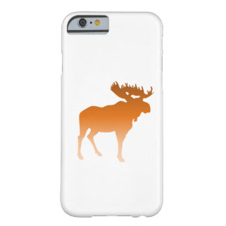 Orange Moose Barely There iPhone 6 Case