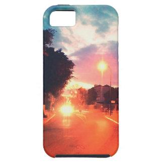 Orange morning iPhone 5 cases