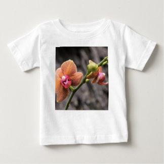 Orange Orchid Baby T-Shirt