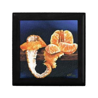 Orange, Peeled Gift Box