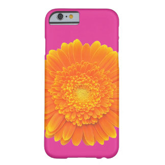 orange petals barely there iPhone 6 case
