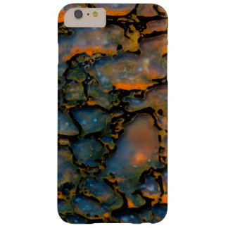 Orange Petrified dinosaur bone Barely There iPhone 6 Plus Case