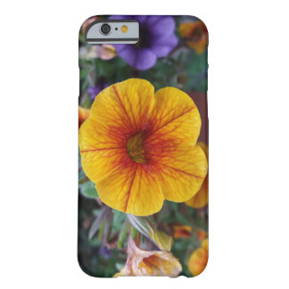 Orange Petunia Barely There iPhone 6 Case