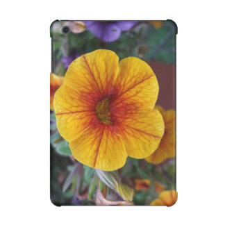 Orange Petunia iPad Mini Cases