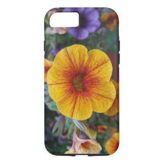 Orange Petunia iPhone 8/7 Case