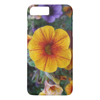 Orange Petunia iPhone 8 Plus/7 Plus Case