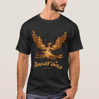 Orange Phoenix T-Shirt