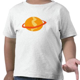 Orange Planet Shirts