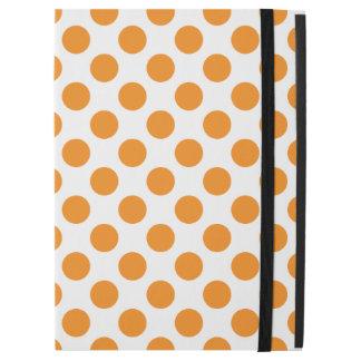 "Orange Polka Dots iPad Pro 12.9"" Case"