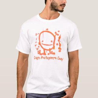 """Orange Protoplasm Guy ©2008 """"Baby"""" Carter... T-Shirt"""