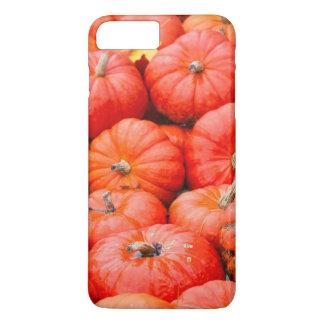 Orange pumpkins at market, Germany iPhone 8 Plus/7 Plus Case