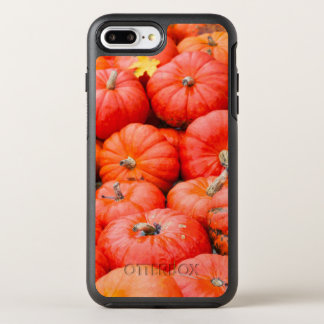 Orange pumpkins at market, Germany OtterBox Symmetry iPhone 7 Plus Case