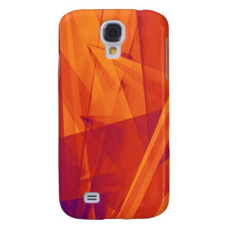 Orange Purple Abstract Background for Design