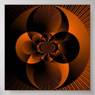 Orange Radion Poster