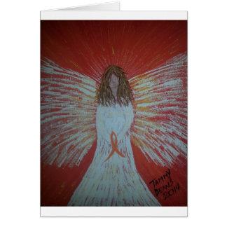 Orange Ribbon Angel.jpg Card