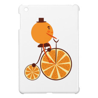 Orange ride iPad mini case
