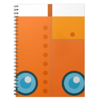 Orange Robot Notebooks
