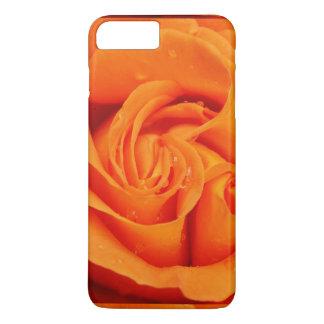 Orange Rose Flower iPhone 7 Plus, Barely There iPhone 7 Plus Case