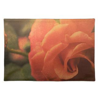 Orange Rose Placemat